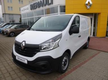 Renault Trafic Lkw Komfort L1H1 2,7t dCi 120 EU6